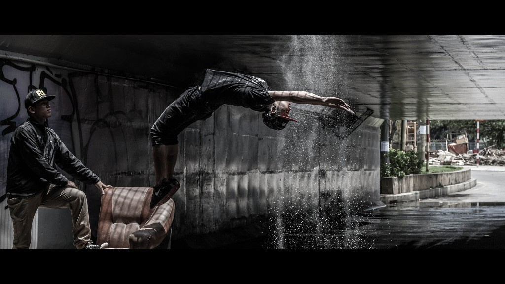 """Tricking Capture by <a href=""""https://www.facebook.com/lionel.raymond10"""">Hồ Huy Hoàng</a>"""